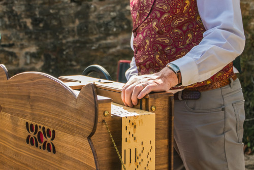 International barrel organ festival